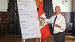 Presidente Kuczynski: 'Aeropuerto de Chinchero sí va. Nuevo contrato le ahorrará al país 590 millones de dólares'
