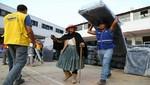 Alcalde de Lima encabeza acciones de apoyo y ayuda humanitaria en Huaycoloro, Huachipa y Campoy