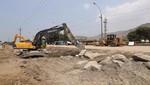 Municipalidad de Lima inicia retiro de estructura de puente afectado por huaicos