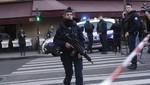 Francia: Un terrorista armado con un machete intento ingresar al museo del Louvre