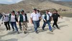 Ica: Empezó refacción de infraestructura de riego agrícola dañada tras huaicos