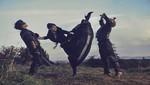 """AMC presenta el arte oficial de la segunda temporada de """"Into the Badlands"""""""