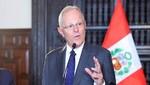 Presidente Kuczysnki: Lo de Alejandro Toledo es una vergüenza, una traición al Perú