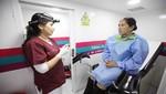 Clínica Itinerante previene a cientos de asegurados en cáncer