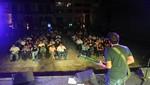 Actividades al aire libre en La Plazuela de las Artes del Teatro Municipal