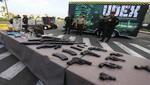 Existen 300 mil usuarios de armas de fuego con licencia vencida