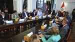 Presidente Kuczynski instala grupo de trabajo contra el cambio climático en el Perú