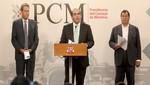 Fernando Zavala anuncia declaratoria de emergencia en Chincha y Huancano por un plazo de 60 días
