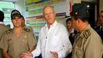 Jefe de Estado visitó dos comisarías en San Miguel y El Agustino
