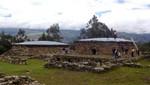 Sitios arqueológicos de Áncash fueron protegidos ante las lluvias por el Ministerio de Cultura