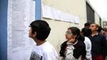 Minedu publica lista de postulantes aprobados en primera etapa de evaluación a los COAR