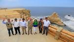 Se inauguró el nuevo Circuito Norte de la Reserva Nacional de Paracas