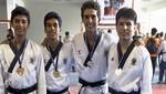 Deportistas piuranos destacaron en el Campeonato Nacional de Taekwondo desarrollado en Lima