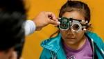 Cerca del 20% de menores de edad tiene problemas de visión sin saberlo