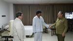 Evo Morales regresa a Cuba para continuar con un tratamiento médico