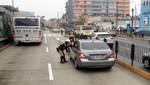 Multa a conductores que invadan la vía exclusiva del Metropolitano se incrementa a 324 soles