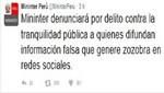 Huaicos en Perú: Aprenda a detectar noticias falsas en Internet utilizadas como gancho de infección