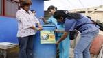 Minsa distribuirá en Lima tanques de agua y frascos de cloro en beneficio de familias damnificadas