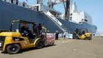 INDECI embarcó bienes de ayuda humanitaria para apoyar a damnificados por lluvias en el norte del país
