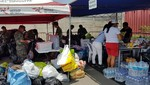 Minsa supervisa almacenamiento de alimentos y distribución de agua para atención de emergencias
