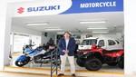 Suzuki Motos ya está presente entre las marcas más vendidas en el mercado