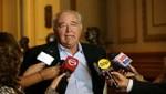 García Belaunde: se debe modernizar Sedapal