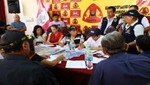 Congreso destina 83 millones a zonas de emergencia