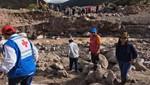 Acción urgente en zonas afectadas en Ayacucho