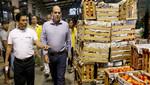Fernando Zavala: Abastecimiento de alimentos es normal y hay estabilidad de precios en mercado mayorista