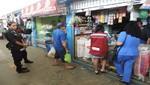 El Indecopi y el Ministerio Público realizaron operativo sorpresa en mercados de San Juan de Lurigancho