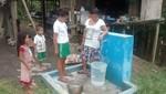 Pluspetrol invierte más de S/. 3 millones en sistemas de agua para comunidades de selva norte