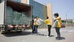 Kimberly-Clark dona productos a distrito de Puente Piedra