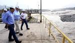 Obras en planta de tratamiento de agua de Huachipa culminarían en dos años, estima Jefe de Estado