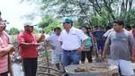 Serán promovidas 'siembras temporales' para reactivar economía agrícola en zonas afectadas por lluvias