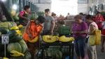 Municipalidad de Lima informa que aumentó el número de compradores en el Gran Mercado Mayorista