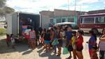La SNI presente en Piura y Lima con más ayuda para los damnificados