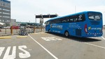 Nuevo servicio de buses en el Aeropuerto Internacional Jorge Chávez