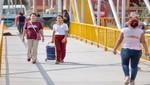 MML reabre paso peatonal sobre puente 'Los Libertadores' que une SJL con El Agustino