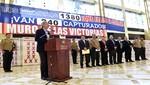 Ministro Basombrío presentó resultados del exitoso megaoperativo contra organización criminal