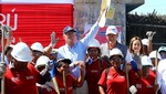 Presidente Kuczynski: Por cada sol invertido el estado se debe recibir una obra de calidad