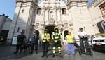 29 iglesias del Cercado de Lima están aptas para ser visitadas por Semana Santa
