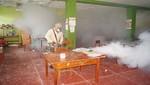 Minsa: Más de 450 colegios de Tumbes fueron fumigados contra el dengue