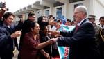Jefe de Estado entregará s/. 220 millones destinada a mejorar la educación universitaria en el país