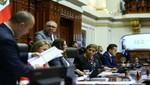 Ley de reconstrucción lista para su promulgación