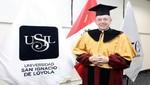USIL otorgó distinción como Doctor Honoris Causa al Arzobispo de Lima, Cardenal Juan Luis Cipriani