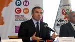 Ministerio de Cultura lanza Premio Nacional de Cultura 2017