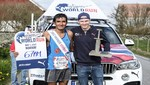 Wings For Life World Run: Atleta sobre silla de ruedas gana la carrera global