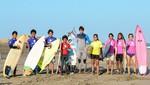 Comienza el Campeonato Interescolar de Surf Suzuki