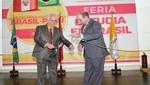 La Feria 'Estudia en Brasil' logró convocar a más de 4,000 estudiantes peruanos