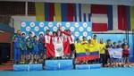 Perú gana medallas en Sudamericano de Tenis de Mesa en Asunción